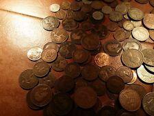 500 Lote a granel británico todo lo que ve y más a través de 500 monedas