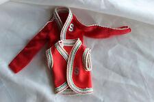 Barbie doll 2 piece set Starr Star Vintage 1979 red vest & jacket lot clothes