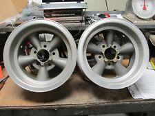 Vintage Ansen 14x7 Torq Thrust Mag Wheels Gto Chevy Camaro Ss Nova 442 Gs Wagon