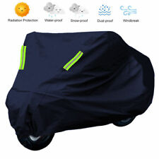 Waterproof Motorcycle Motorbike Scooter Outdoor Rain Dust Protector Cover M
