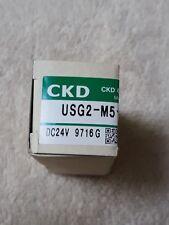 CKD CORP USG2-M5-2 DC24V NEW