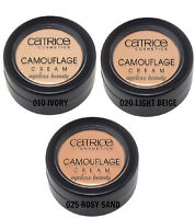 CATRICE CAMOUFLAGE CREAM Long Lasting Coverage Skin Redness Pigmentation Spots