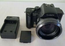 Panasonic LUMIX DMC-FZ10 4.0MP Digital Camera - Black *GOOD/TESTED*