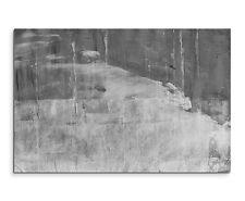 120x80cm Astratto_912 nero bianco grigio minimalista TELA Sinus ART