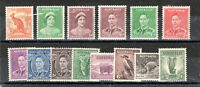 Australia 1937-49 set to 1s MNH