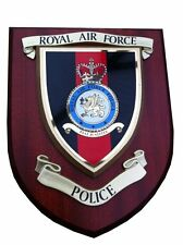 RAF Police Wall Plaque UK Made for MOD