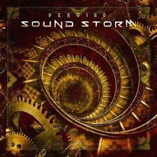 SOUND STORM - Vertigo / New CD 2016 / Symphonic Melodic Power Metal / Bejelit