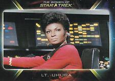 Star Trek: Women of Star Trek  2010  Trading Card Set (81 Cards)