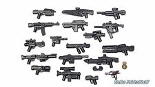 BrickArms Sci-Fi Waffen Set, Custom für LEGO® Figuren
