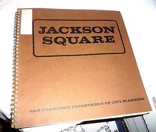 SAN FRANCISCO CITY PLANNING JACKSON SQUARE ARCHITECTURE ZONING MONTGOMERY ST 197