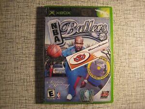 NBA Ballers Xbox 2004 Basketball Players Lifestyle Game