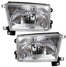 Depo 312-1142L-AC Toyota 4-Runner Driver Side Headlamp Composite Assembly