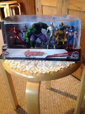 NIB Disney Marvel Avengers Figurine Playset.  6 Figures.