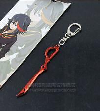 KILL la KILL Matoi Ryuko Necklace Keychain Keyring Gift Japanese Anime Key ring