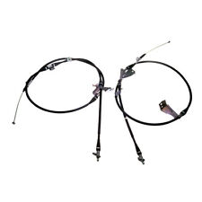 Rear Hand Parking Brake Cables Fit Nissan Navara D22 Frontier Pickup Truck NP300
