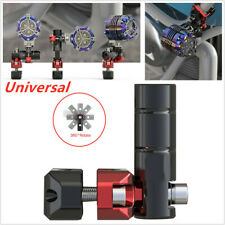 Aluminum CNC Motorcycle Handlebar Extension Bracket Post Mount for Phone Holder