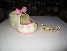 RARE Vintage G1 My Little Pony Shoe House Nursery Playset