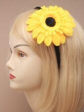Grand jaune marguerite fleur un bandeau