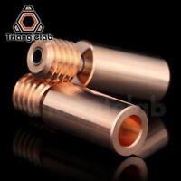 Bi-Metal Heat break For E3D V6 HOTEND Heater Block for i3 MK3 1.75MM Filament