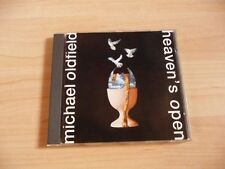CD Mike Oldfield - Heaven`s Open - 1991