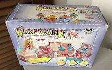 1991#VINTAGE KENNER TONKA SWEAT TREAT CAKE AND ICE CREAM KITCHEN CUPCAKES CAKE
