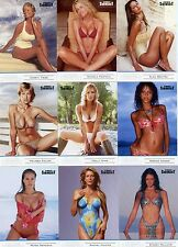 2003 SPORTS ILLUSTRATED SWIMSUIT COMPLETE 100 CARD SET