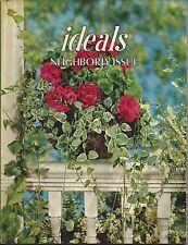IDEALS Magazine Neighborly Issue May 1978 Buffalo Bill Cody