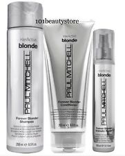 PAUL MITCHELL Forever Blonde Duo+ Dramatic Repair *NEW*