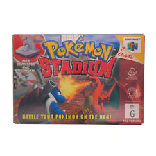 Pokemon Stadium Boxed N64 Game USED
