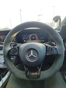 Mercedes Benz AMG ALCANTARA Steering Wheel W213 E63AMG GT GTR