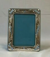 """925 Sterling Silver Picture Frame. 5 x 7 """""""