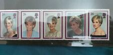 Royal Mint Collectors Stamps Diana Princess of Wales
