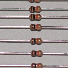 27K ohm 1/4 watt 5% mini carbon film (CFM) resistors lot of 50 pcs US SELLER