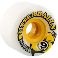 Sector 9 Wheels Slide Butterballs 70mm 80a - White (Set)
