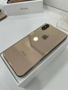 Apple iPhone XS - 64GB - Gold (Sprint) A1920 (CDMA + GSM)