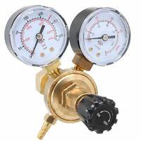 CO2 MIG Welding Regulator Gauge Adjuster 0 – 4500 PSI / 0 – 315 BAR