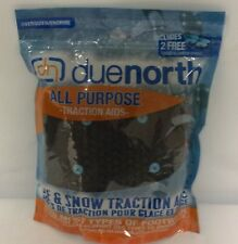 DueNorth Ice and Snow Spikes All Purpose Traction Aids Oversized + 2 free spikes