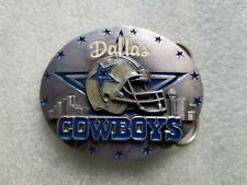 Dallas Cowboys NFL Football Belt Buckle Limited Ed 2051/10k Siskiyou SFB055