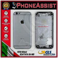 TELAIO SCOCCA POSTERIORE iPhone 6S BACK HOUSING Nero/Grigio (Black/Grey)