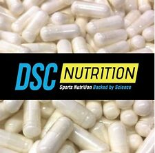 3 x 100 Pure Creatine Monohydrate Capsules: By DSC Nutrition SPECIAL OFFER PRICE