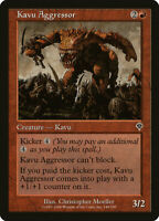 1X FOIL Kavu Aggressor MTG Magic the Gathering INVASION 148/350