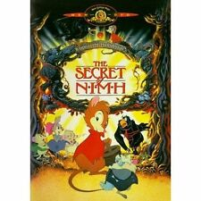 THE SECRET OF NIMH New Sealed DVD Don Bluth