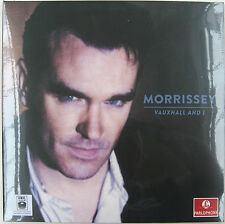 MORRISSEY LP Vauxhall And I REMASTERED New SEALED Gatefold Sleeve 2014