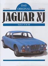 Jaguar XJ Das Original  (XJ6 XJ12 Serie 1 2 3 S I II III) Buch book Daten Farben