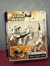 Star Wars Clone Wars Clone Trooper Army