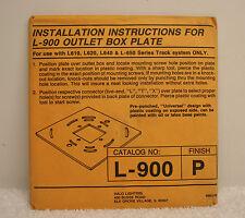 Cooper L-900 Outlet Box Plate **SEALED** L900