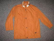 Bush Sympatex Jacke Gr.48 -Orange/Grau