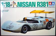 Tamiya GP Car 1/18 Nissan R381