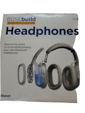 Bose BOSEbuild Over-Ear Wireless Headphones - Clear