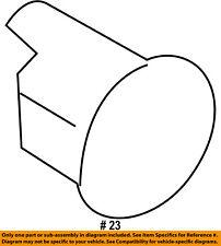 FORD OEM 07-14 Edge Rear Bumper-Inner Bracket Left 7T4Z15K861AE